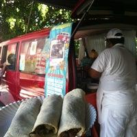 """Foto tomada en Tacos """"La Amiguita"""" por Silke D. el 12/10/2012"""