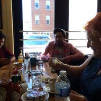 Photo taken at Fitzwater Cafe by Voitek W. on 4/13/2016