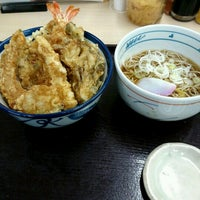 Photo taken at 天丼てんや 新津田沼店 by falcon 3. on 11/14/2016