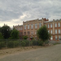 Photo taken at 4 Школа by Christophe A. on 7/24/2013