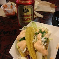 """Photo taken at A1A Burrito Works """" The Taco Shop"""" by Jamie B. on 3/8/2013"""