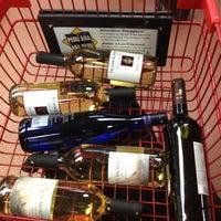 Photo taken at Trader Joe's Wine Shop by Justin K. on 3/16/2013