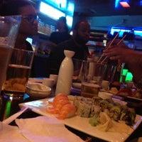 Photo taken at Kumo Sushi by Justin K. on 9/29/2012