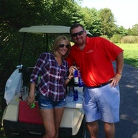 Photo taken at Acushnet River Valley Golf Course by Nicholas T. on 9/7/2013