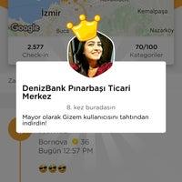 Photo taken at DenizBank Pınarbaşı Ticari Merkez by Pshawko Jan A. on 8/21/2017