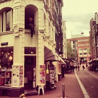 Photo taken at Staalstraat by Hardy N. on 9/2/2013