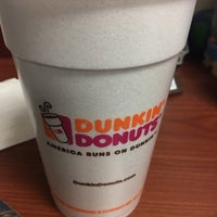 Photo taken at Dunkin Donuts by Bryant E. on 4/17/2017