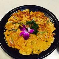 Photo taken at Korean Restaurant On Second Floor by Margarita V. on 4/4/2016