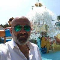 Photo taken at Aqua Park by Semih T. on 6/6/2017