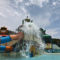 Photo taken at Aqua Park by Semih T. on 5/29/2017