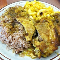 Photo taken at Rose's Caribbean Restaurant by Laura B. on 4/27/2013