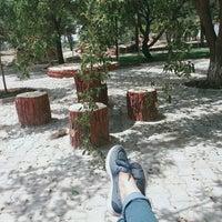 Photo taken at senir kasabasi cay bahcesi by Nilüfer K. on 5/28/2016