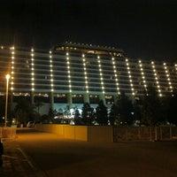 Photo taken at Disney's Contemporary Resort by Matt C. on 9/29/2012