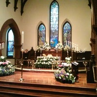 Photo taken at Trinity Episcopal Church by Alex D. on 3/31/2013