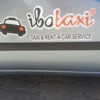Photo taken at İbo Taxi Rent A Car by Aysegul B. on 7/25/2013