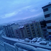 Photo taken at Tanjant Yolu by Yeter B. on 1/28/2017