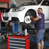 Photo taken at Sarıbaş Otomotiv (Bmw - Land) by Serkan .. on 6/25/2018