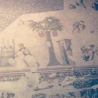 7/30/2013 tarihinde Murat S.ziyaretçi tarafından Büyük Saray Mozaikleri Müzesi'de çekilen fotoğraf