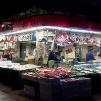 Photo taken at Omicho Market by Ikehan3 on 1/22/2013