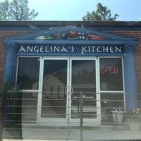 Photo taken at Angelina's Kitchen by Michael M. on 5/20/2017