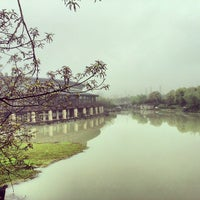 Photo taken at Xixi National Wetland Park by Gevin Y. on 4/6/2013