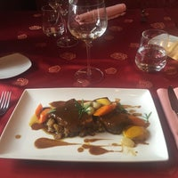 Photo taken at Hiša kulinarike Manna by Simon B. on 2/10/2016