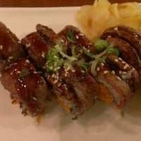 Photo taken at Sushi Nami Japanese Restaurant by Catherine A. on 5/3/2013