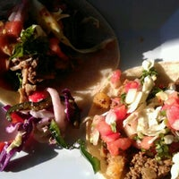 Photo taken at TNT - Tacos and Tequila by Catherine A. on 9/20/2012