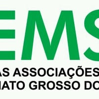Photo taken at FAEMS - Federação das Associações Empresariais de MS by Stephanie R. on 7/19/2013