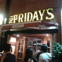 Photo taken at T.G.I. Friday's by Carla R. on 1/13/2013