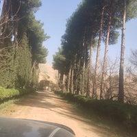 Photo taken at Ghasroldasht Gardens | باغ هاى قصرالدشت by Mohamadali D. on 2/22/2016