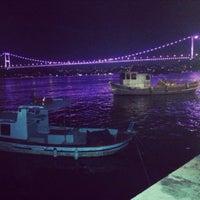 Photo taken at Çengelköy-İstinye  Vapuru by Bilal A. on 8/3/2016