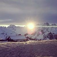 Das Foto wurde bei PlayStation Vita Ischgl Snowpark von Sofia F. am 1/5/2014 aufgenommen