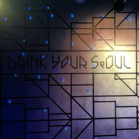 Снимок сделан в Drink Your Seoul пользователем Sofia F. 2/26/2016