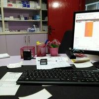 Photo taken at Soma Devlet Hastanesi Eczanesi by Ozz🇹🇷 on 7/9/2016