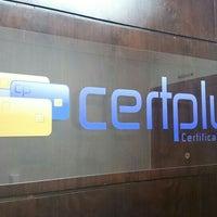 Photo taken at AR CERTPLUS [Certificado Digital] by Alexandre R. on 7/9/2015