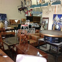 Photo taken at Antiques Moderne by Madison G. on 3/16/2013