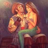 Photo taken at Mermaid Lounge by Karen H. on 1/4/2014