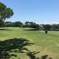 Photo taken at Kelly Plantation Golf Resort by Jim C. on 6/10/2016