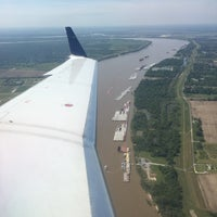 Photo taken at Port Of Greater Baton Rouge by Jim C. on 4/13/2017