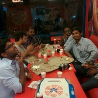 Photo taken at Domino's Pizza by Harrsh Raj H. on 8/4/2014