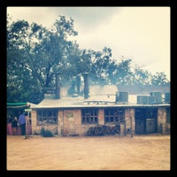 Photo taken at The Salt Lick by Jason T. on 10/20/2012