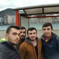 Photo taken at Çomaklar Köprüsü Duraği by Barış Y. on 1/6/2016