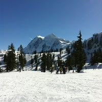 Photo taken at Mt. Baker Ski Area by Joshua C. on 3/9/2013