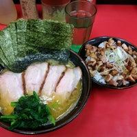 3/28/2018にM K.が横浜ラーメン 田上家で撮った写真