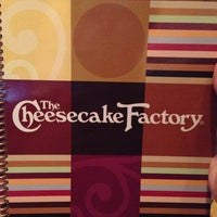 Photo taken at The Cheesecake Factory by Elaine P. on 3/1/2013