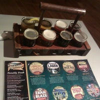 Photo taken at Appalachian Brewing Company by Emily M. on 3/24/2013