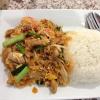 Photo taken at Thai House Express by Giovanni F. on 4/15/2013