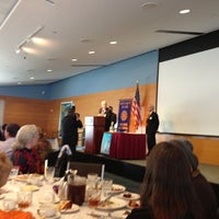 Photo taken at Rotary international by Richard F. on 11/14/2012