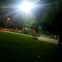 Photo taken at Şehit gaffar okkan parkı by Bhu H. on 4/12/2017